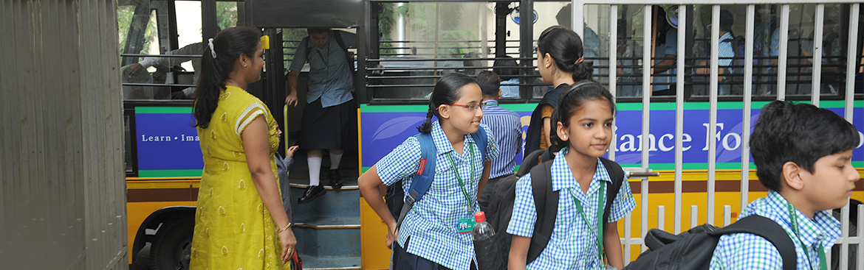 Reliance Foundation School Transport Services   Top CBSE